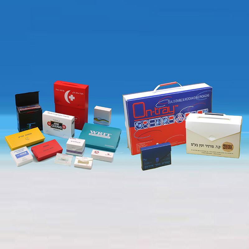 קופסאות ומארזי פלסטיק
